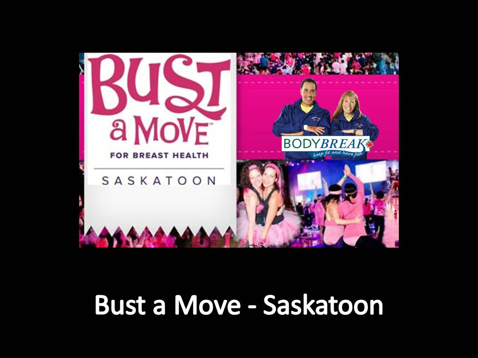 Bust a Move for home page