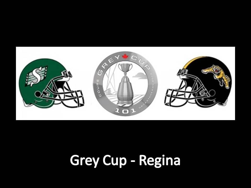 Grey Cup Regina
