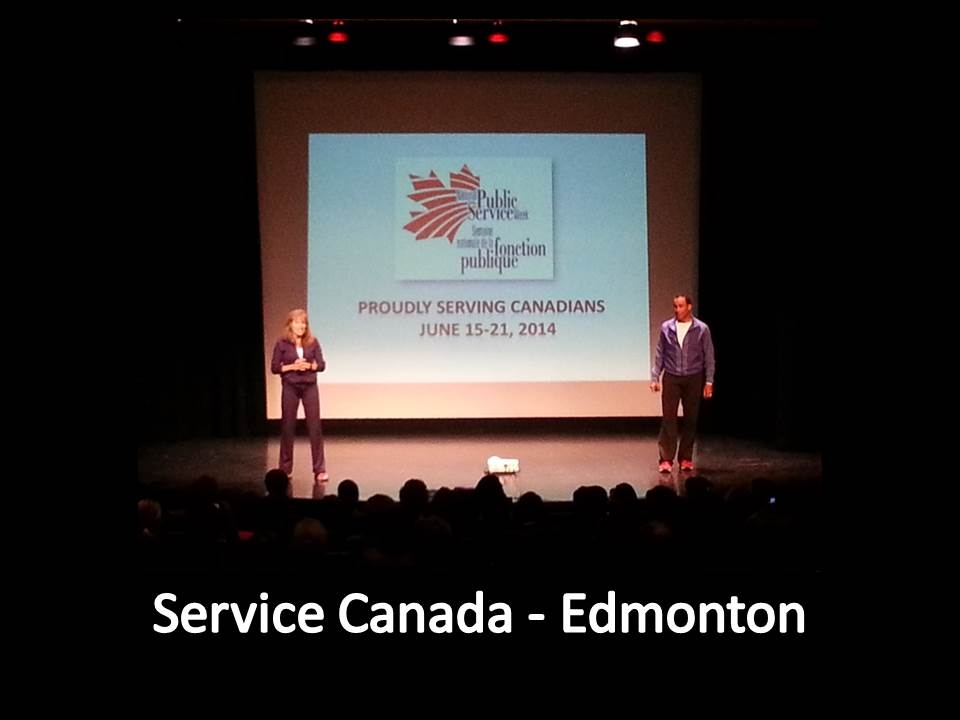 Service Canada - Edmonton for home page