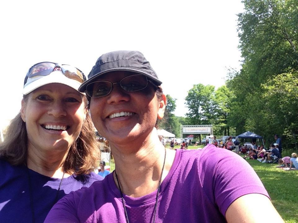 Limberlost Challenge 14k trail run July 11 2015