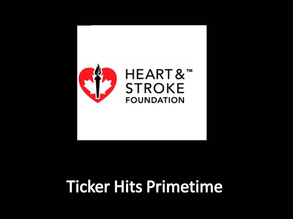 Heart & Stroke Logo
