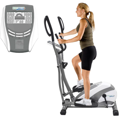 Elliptical Trainer — includes *Shipping & Handling + Free BodyBreak Book & T-Shirt + A Special 30 Days To Greatness Program
