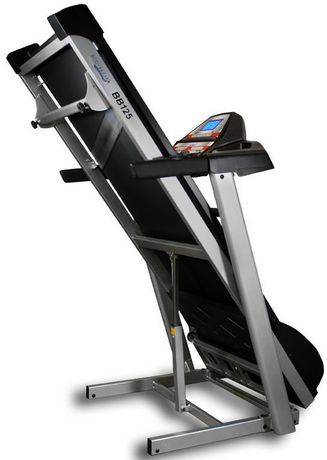 Treadmill BB125 Folding  —  includes *Shipping & Handling + Free BodyBreak Book & T-Shirt + A Special 30 Days To Greatness Program